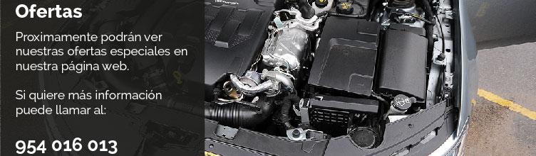 Ofertas de reparación de motores en Talleres Pajuelo en Sevilla